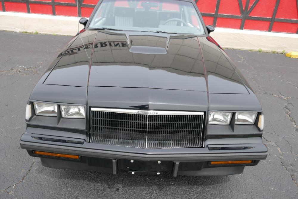 1986 Buick Grand National -PRICED TO SELL-ONE OWNER STOCK GN-LOW 34K MILES-CLEAN CARFAX-SEE VIDEO Stock # 52343SG for sale near Mundelein, IL | IL Buick Dealer #18