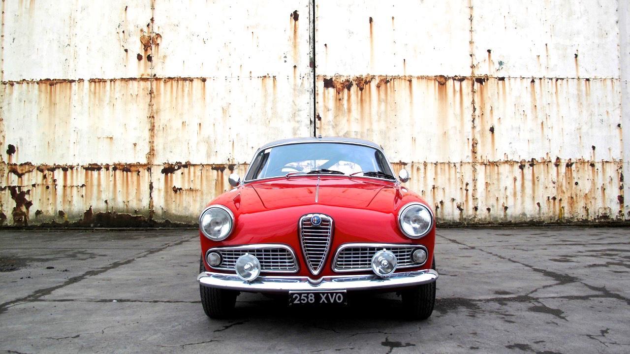 Alfa Romeo Giulia Sprint 1963 #2