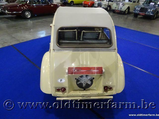 Citroën 2CV 4x4 Sahara '62 #10