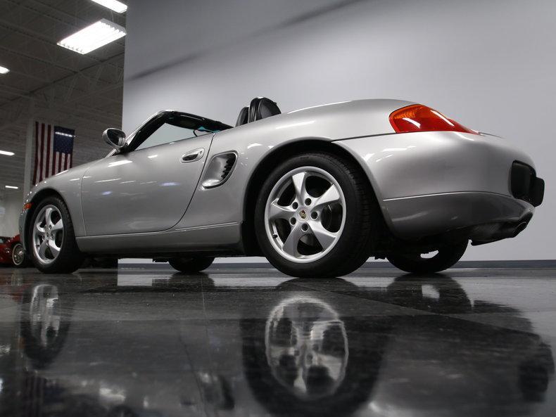 2002 Porsche Boxster #24