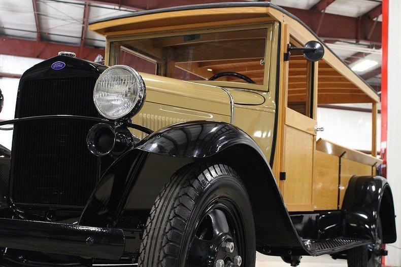 1931 Ford AA Huckster #23