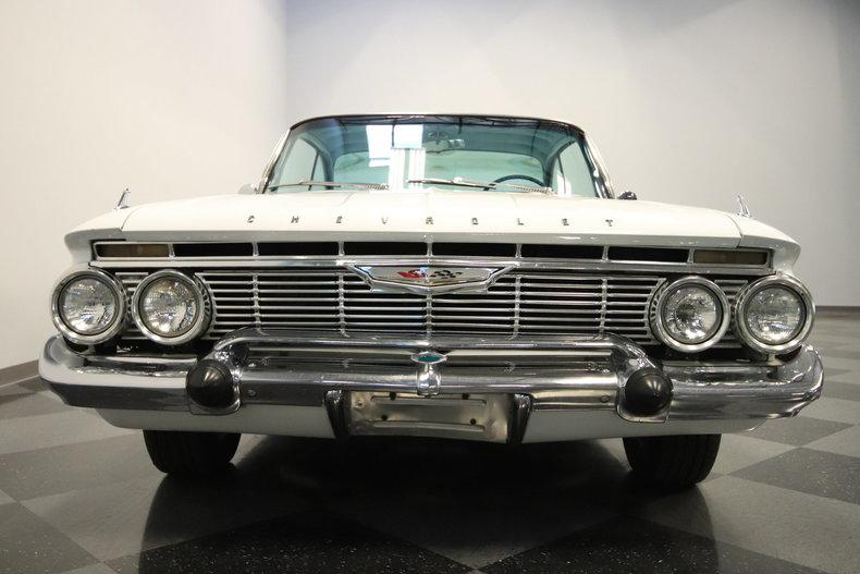 1961 Chevrolet Bel Air Bubble Top #4
