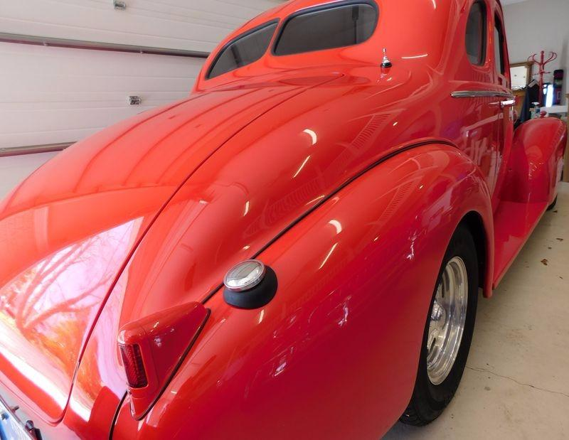 1937 Buick Century -RARE BUICK COUPE- CHECK OUT MY UPDATED INTERIOR- Stock # 37KYSR for sale near Mundelein, IL | IL Buick Dealer #13