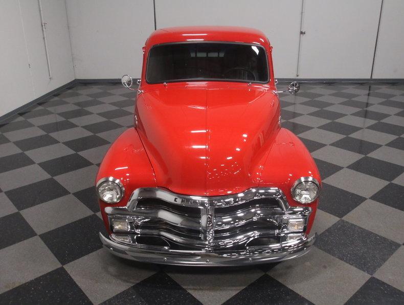 1954 Chevrolet 3100 #5