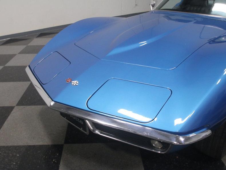 1969 Chevrolet Corvette #12