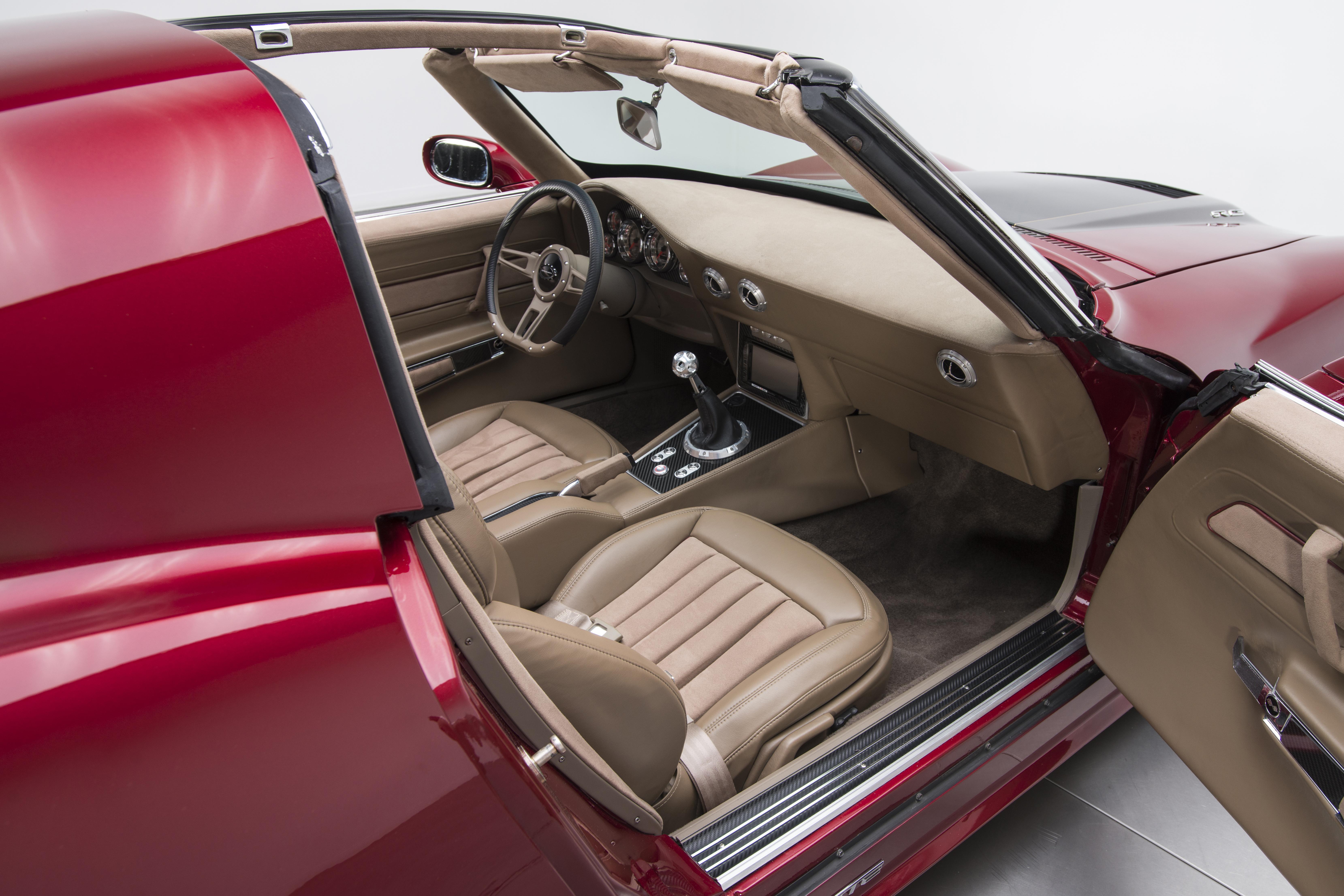 1972 Chevrolet Corvette1972 Chevrolet Corvette #57