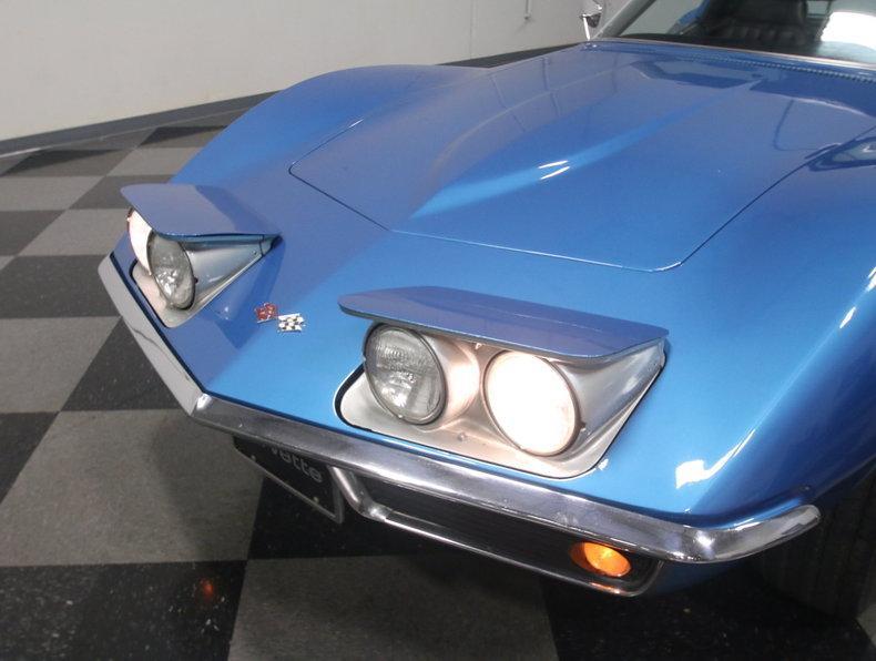 1969 Chevrolet Corvette #13