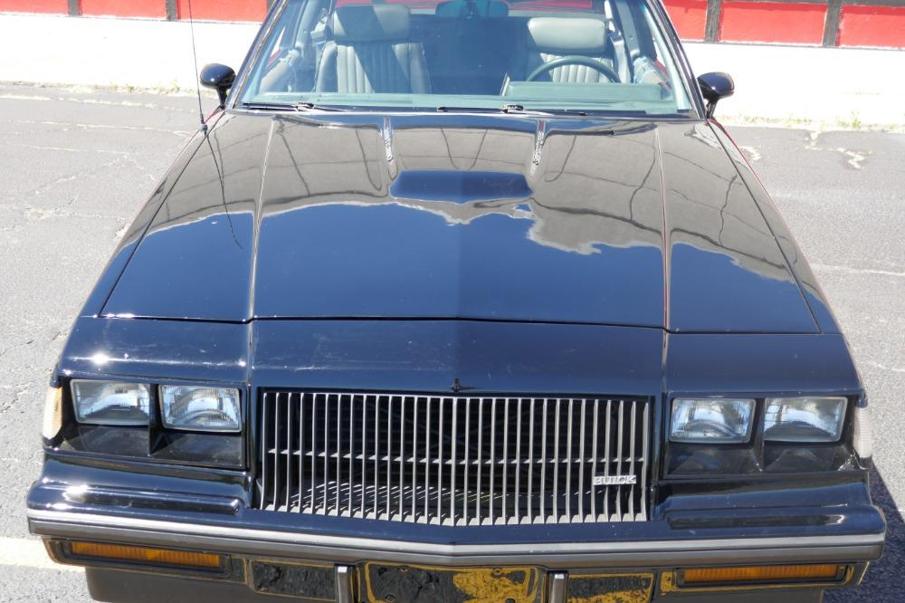 1987 Buick Grand National -AFFORDABLE ONE OWNER WITH T TOPS-SEE VIDEO Stock # 87381JP for sale near Mundelein, IL | IL Buick Dealer #20