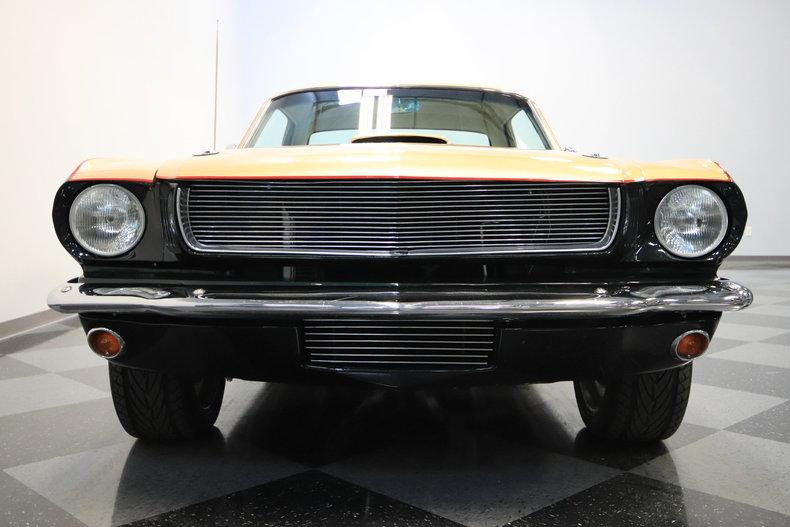 1965 Ford Mustang Restomod #4