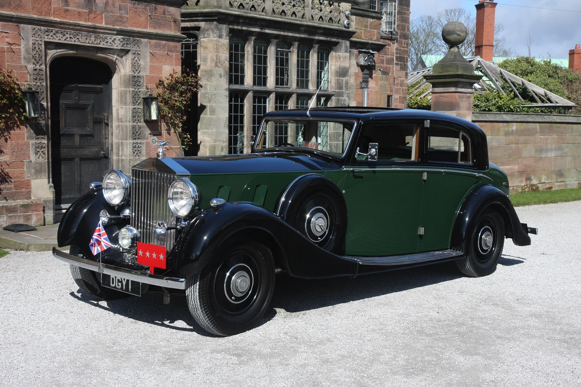 1936 Rolls Royce Phantom III #7