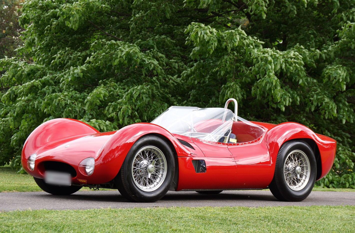 Maserati Tipo 61 Birdcage #1
