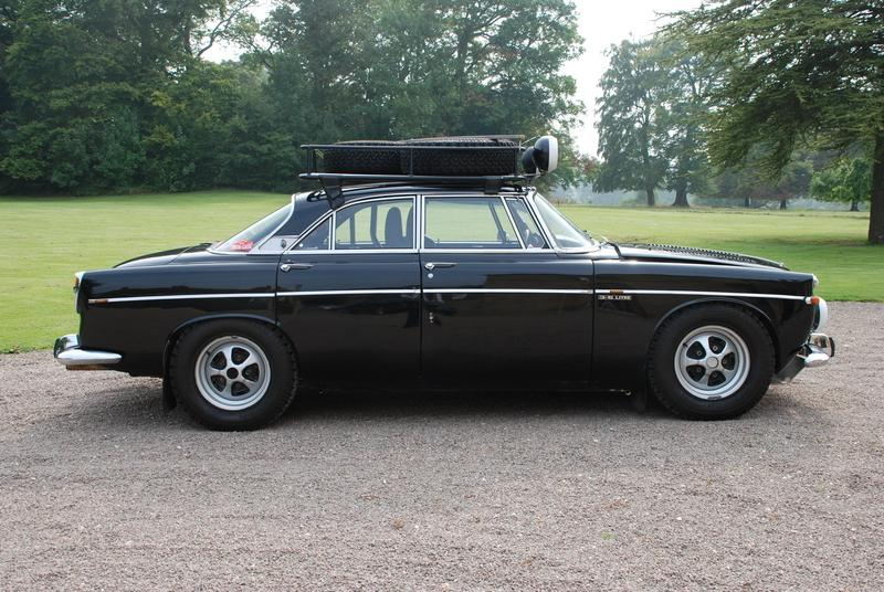 Rover  1970 P5B Coupe #5