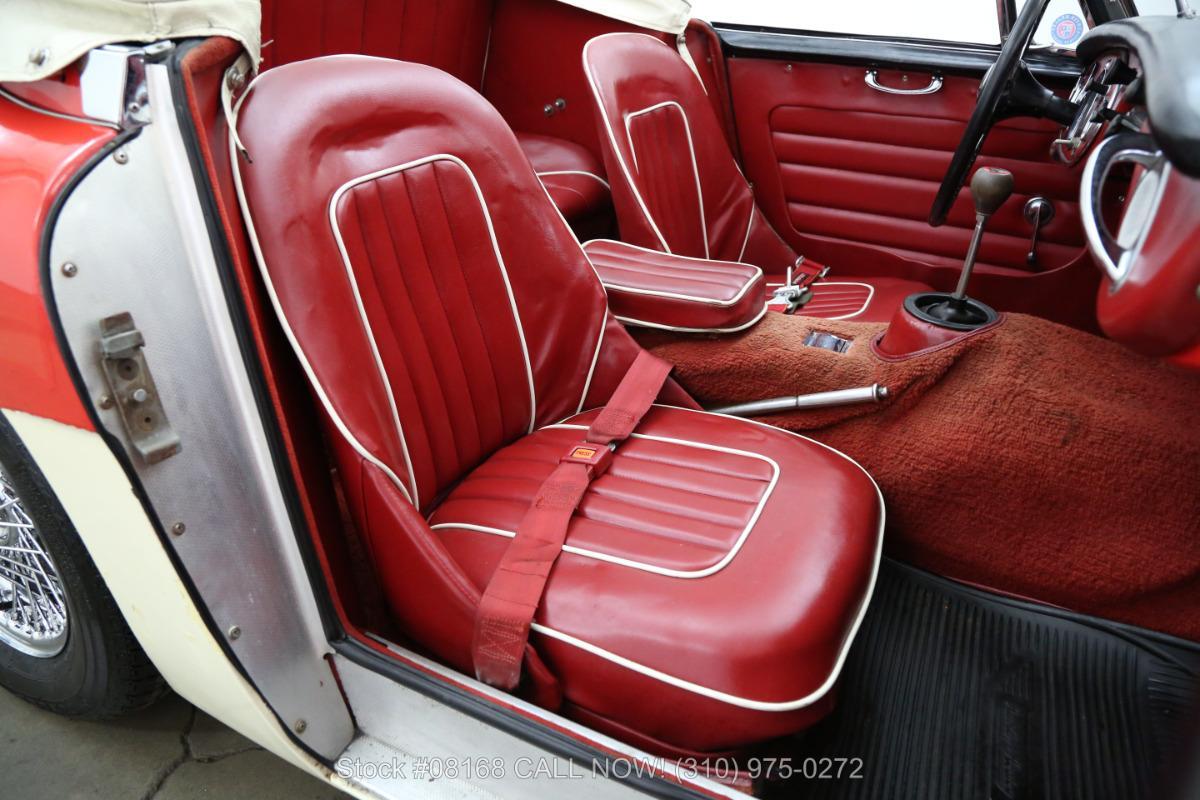 1963 Austin-Healey 3000 BJ7 #48