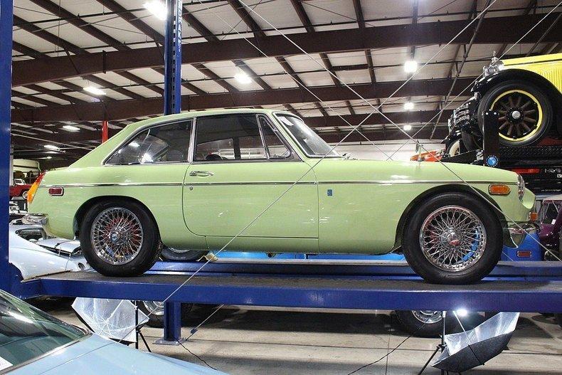 1970 MG MGB GT #60