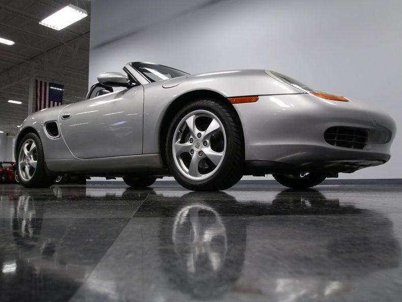 2002 Porsche Boxster #38