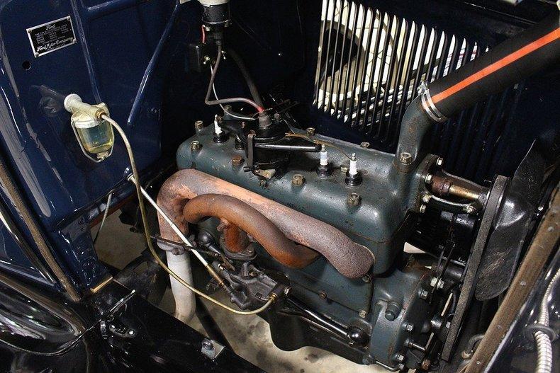 1931 Ford Model A Huckster #19