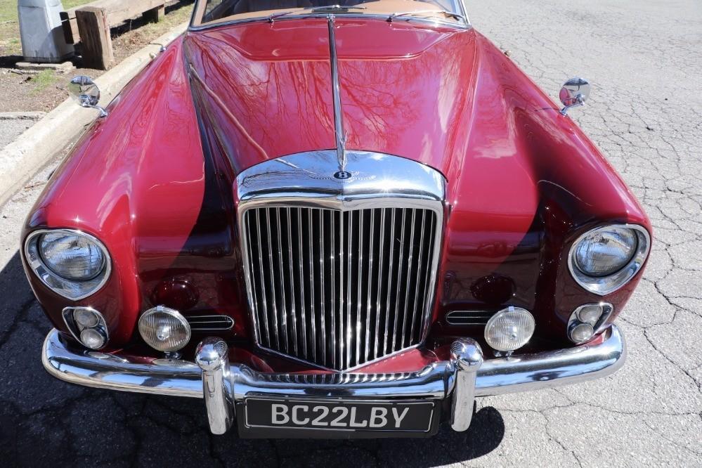 1962 Bentley S2 Continental Park Ward #14