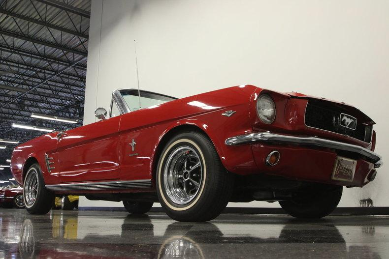 1966 Ford Mustang Convertible #29