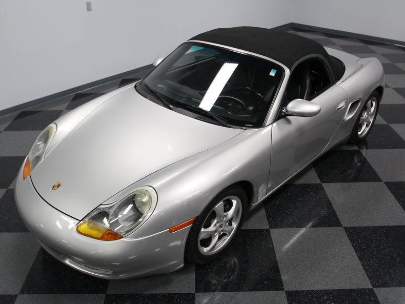 2002 Porsche Boxster #9