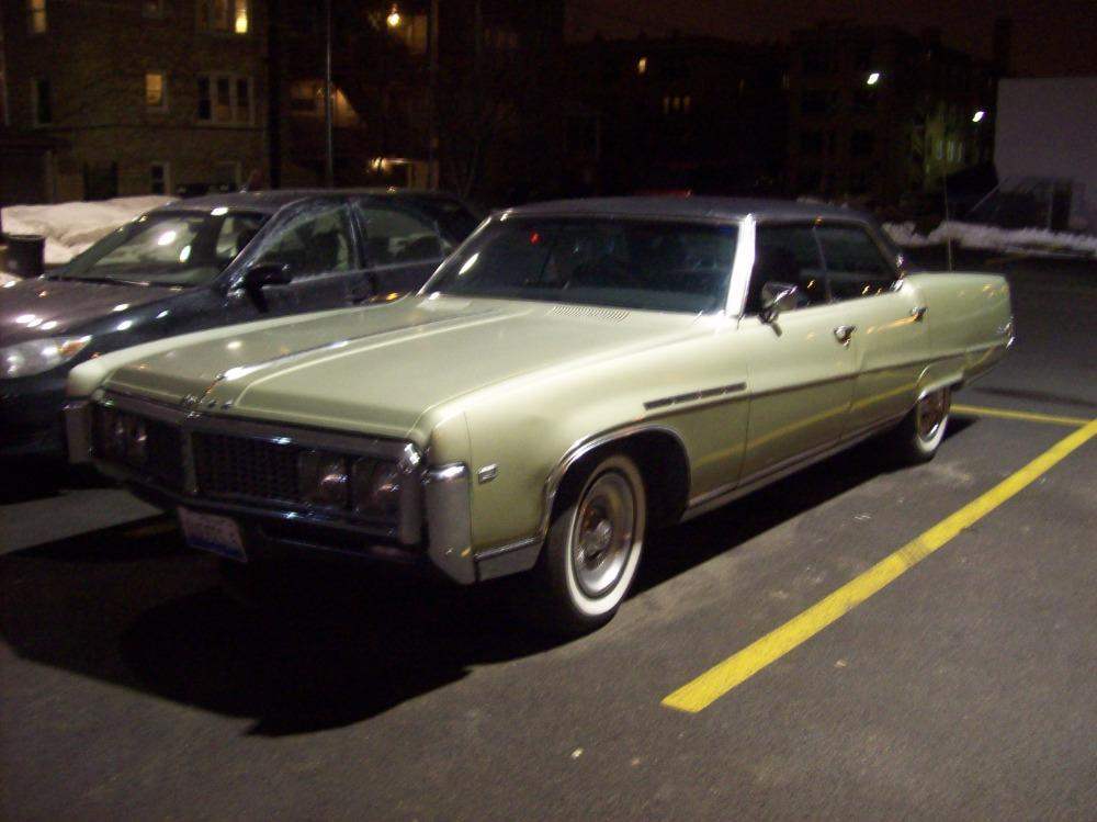 1969 Buick Electra -Drives Great- Stock # 869JMIL for sale near Mundelein, IL | IL Buick Dealer #5