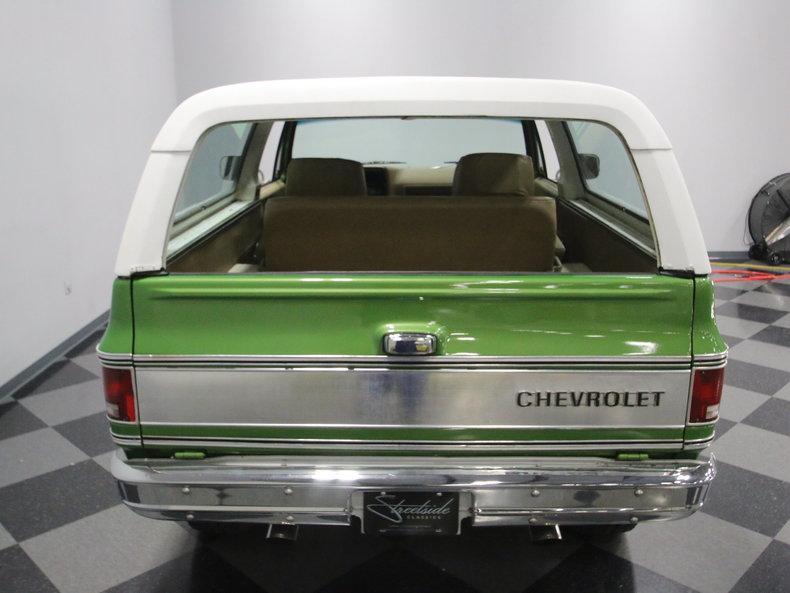 1975 Chevrolet Blazer K5 #26
