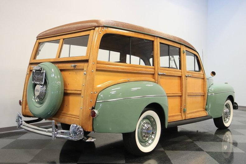 1941 Ford Woody Wagon #17