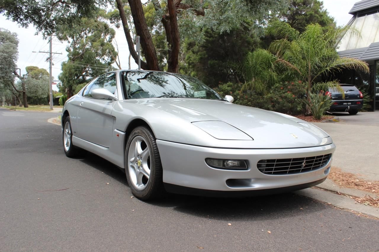 Ferrari 456 GTA #1