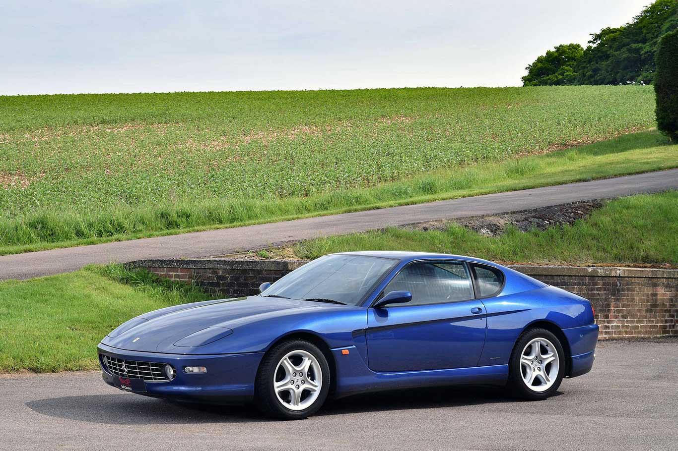 2003 Ferrari 456M GTA RHD #1