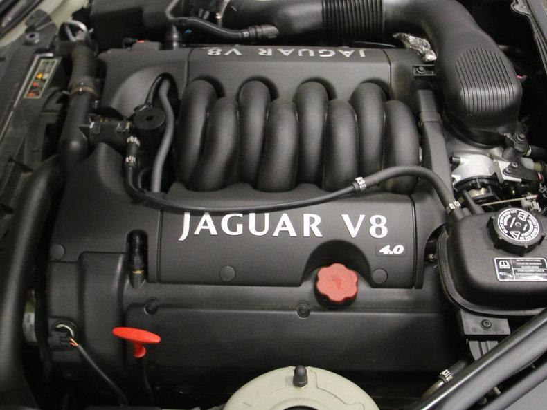 2000 Jaguar XK8 #2
