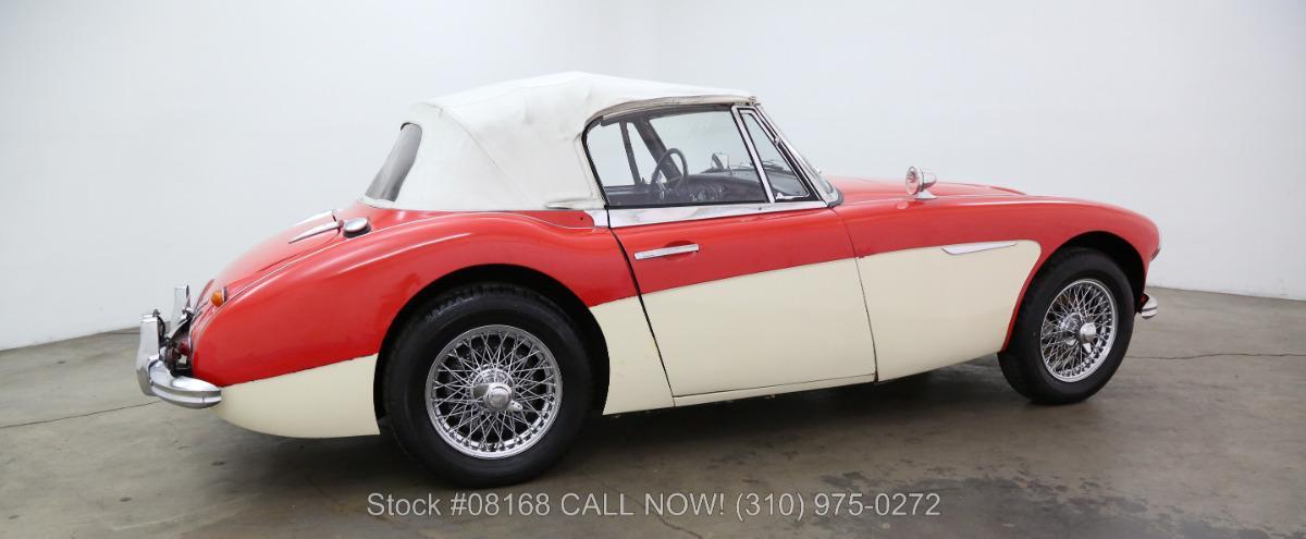 1963 Austin-Healey 3000 BJ7 #23
