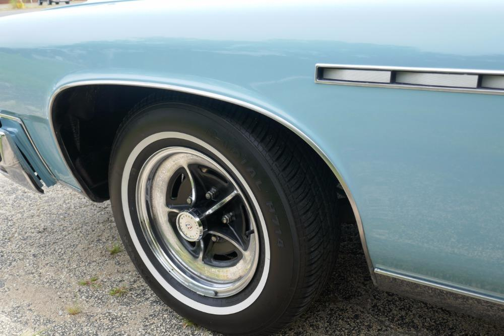 1975 Buick LeSabre -PRICE DROP - CONVERTIBLE -SUPER LOW MILES- NEW PAINT 2017-SEE VIDEO Stock # 75ILKF for sale near Mundelein, IL | IL Buick Dealer #31