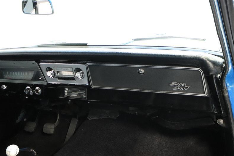 1966 Chevrolet Nova Chevy II #48