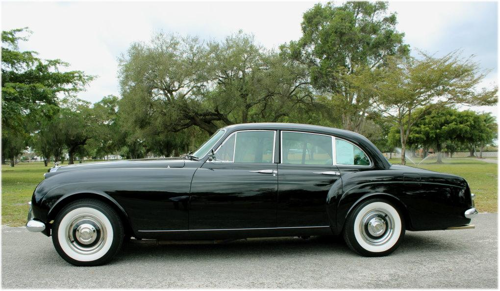 1961 Bentley S2 Continental H.J. Mulliner Style 7508 Flying Spur – #BC22LAR 67,545 Miles #8