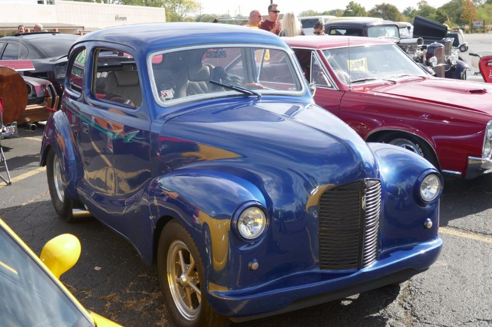 1948 Austin Dorset - SAME OWNER FOR OVER 20YRS-SHOW WINNER- Stock # 4427ILJS for sale near Mundelein, IL | IL Austin Dealer #2