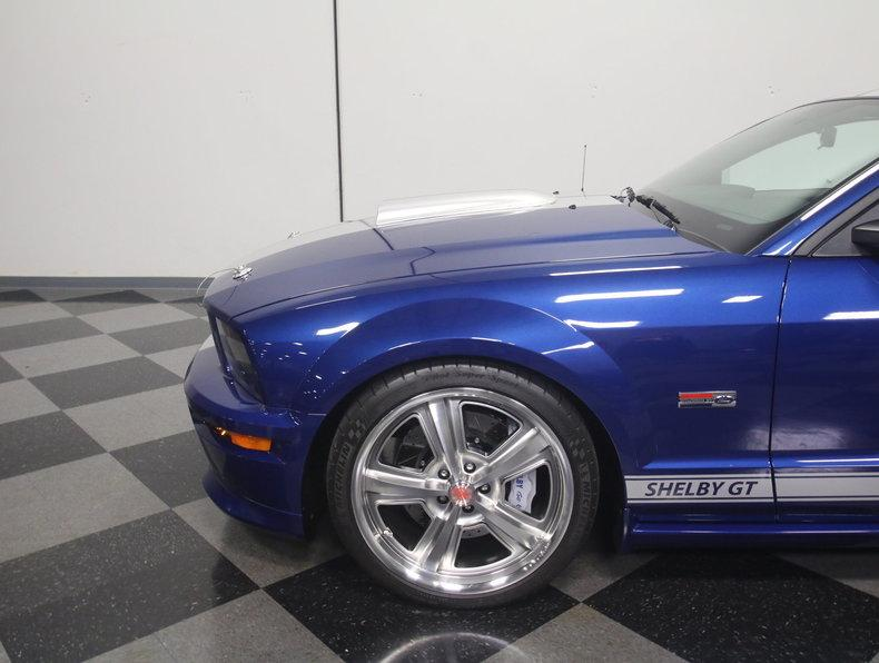 2008 Ford Mustang Shelby GT #11
