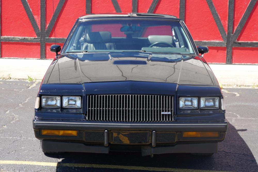 1987 Buick Grand National -AFFORDABLE ONE OWNER WITH T TOPS-SEE VIDEO Stock # 87381JP for sale near Mundelein, IL | IL Buick Dealer #6