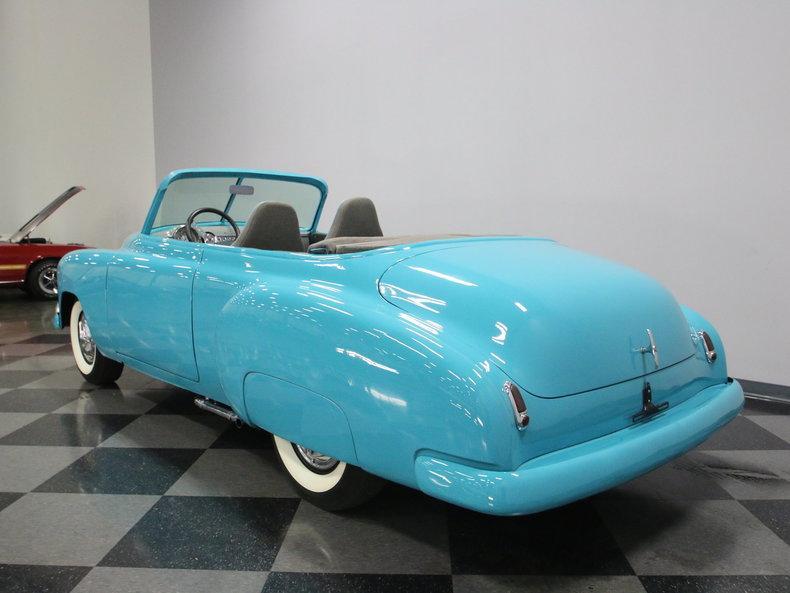 1949 Chevrolet Sedan Roadster #13