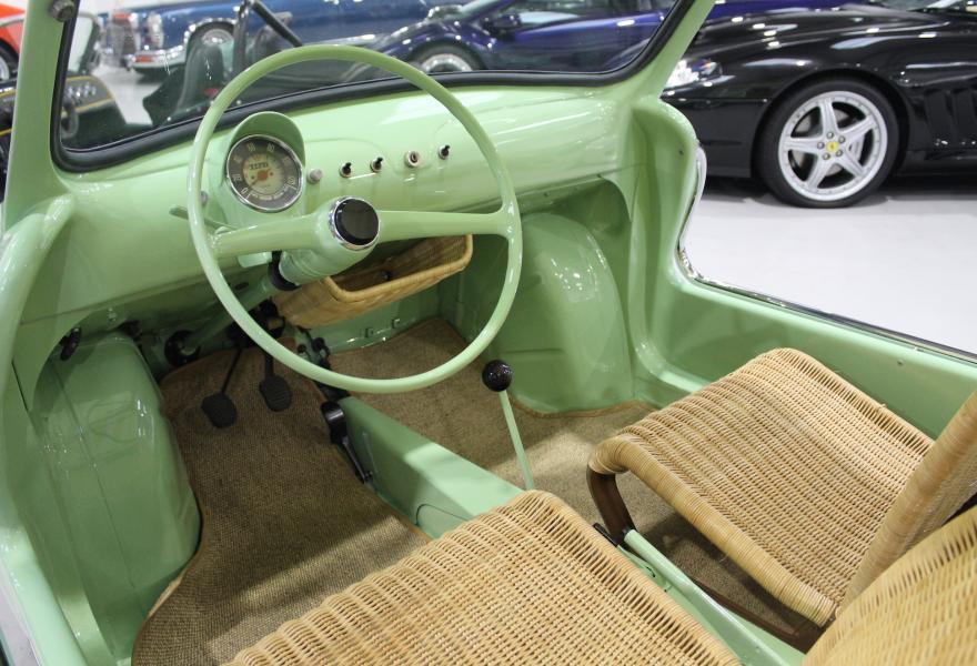 Fiat 500 Giardiniera Jolly 1962 #4