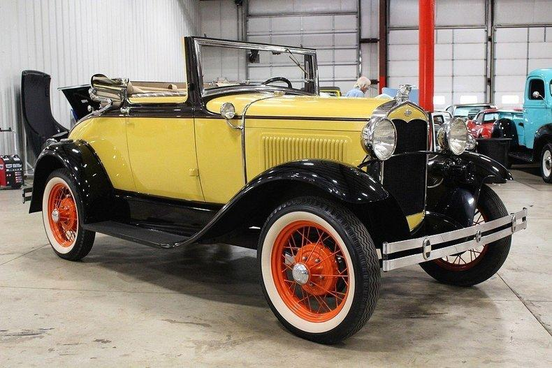 1931 Ford Model A #6