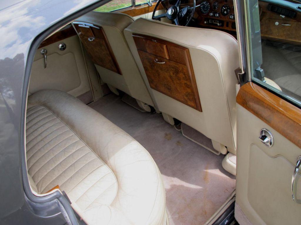 1963 Rolls-Royce Silver Cloud III Standard Sedan #LSCX49 – 49,636 Miles #8