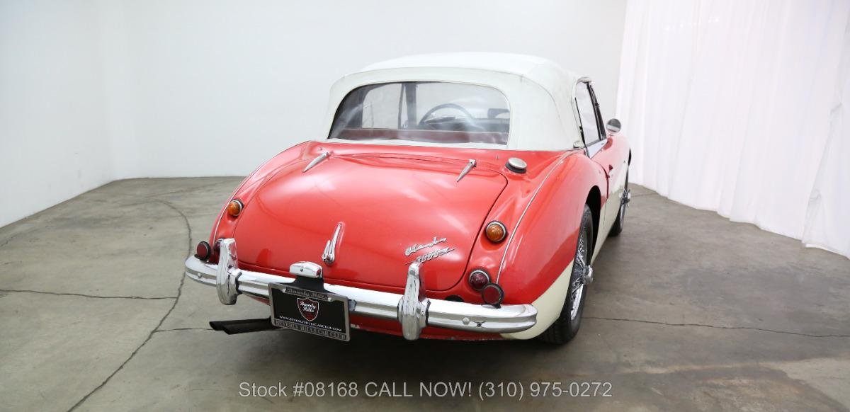 1963 Austin-Healey 3000 BJ7 #25