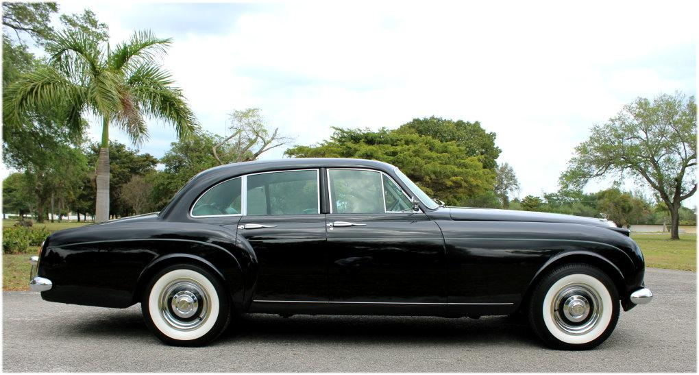 1961 Bentley S2 Continental H.J. Mulliner Style 7508 Flying Spur – #BC22LAR 67,545 Miles #1