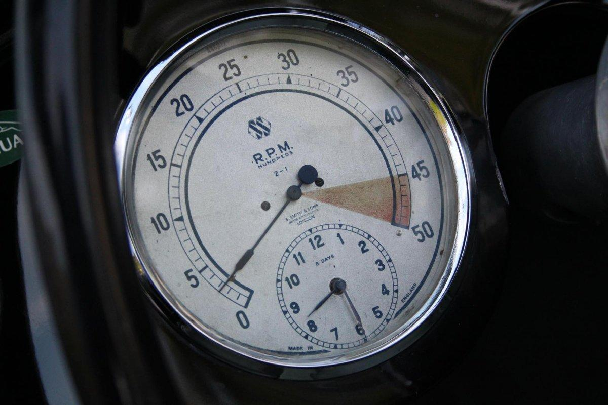 Jaguar SS 100 2,5 litre #5