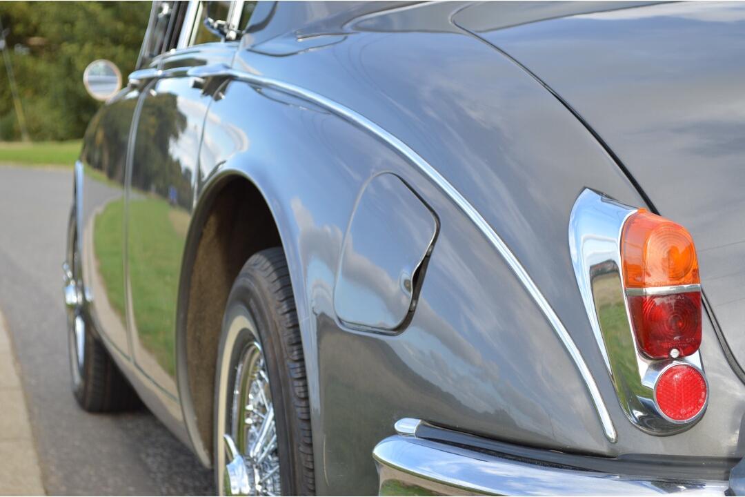 Jaguar Mk2 3.8 Genuine Coombs #11