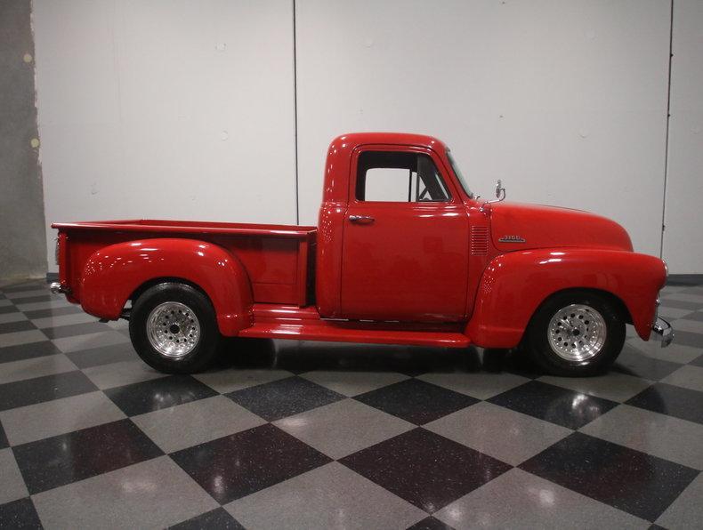 1954 Chevrolet 3100 #22