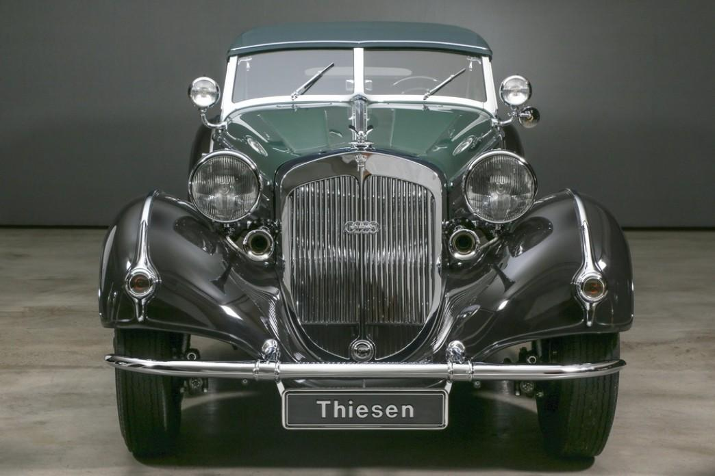 1938  Horch Horch 853 Spezialroadster #1