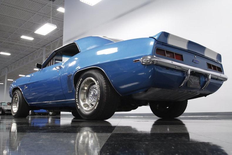 1969 Chevrolet Camaro #13