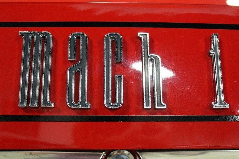 1970 Ford Mustang Mach 1 #12