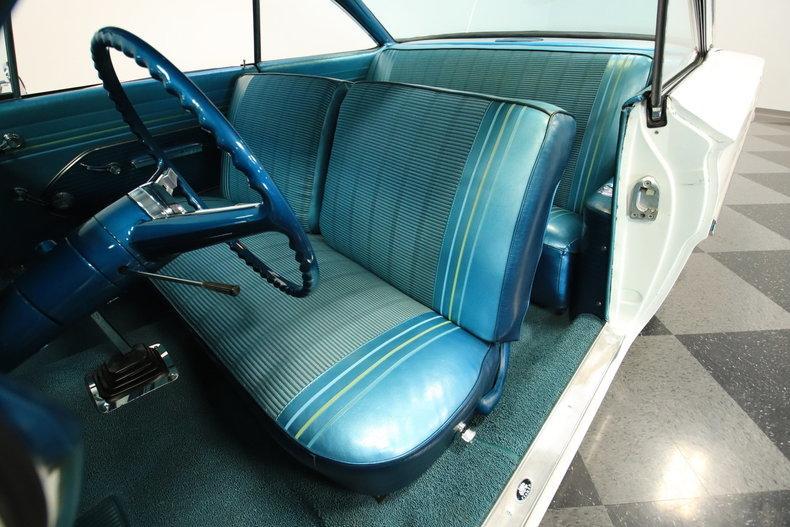 1961 Chevrolet Bel Air Bubble Top #41