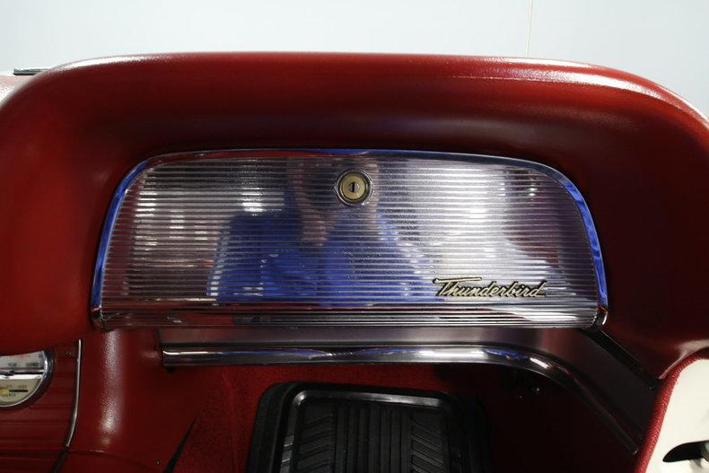 1960 Ford Thunderbird J-Code #49